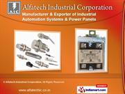 PLC Panels - DVP-ES  by Alfatech Industrial Corporation, New Delhi