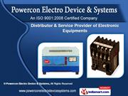 Control Panels by Powercon Electro Device & Systems, Indore