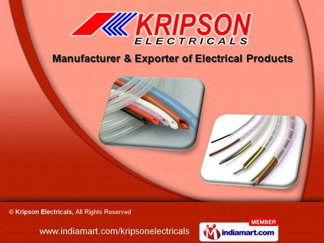Electrical Wiring Accessories Wiring Accessories by Kripson