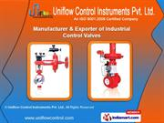 Control Valves by Uniflow Control Instruments Pvt. Ltd., Bhiwandi