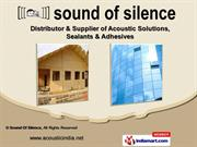 Acoustic & Fire Solutions by Sound Of Silence, Mumbai