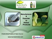 Herbal Products by Kavita Herbal Products, Pune