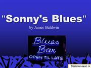 Sonny's Blues-Baldwin