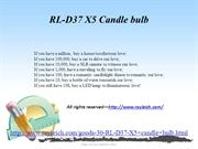 LED Light Bulbs,Light Candle Bulbs