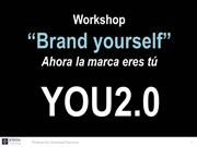 Abstract de WORKSHOP  Personal Branding
