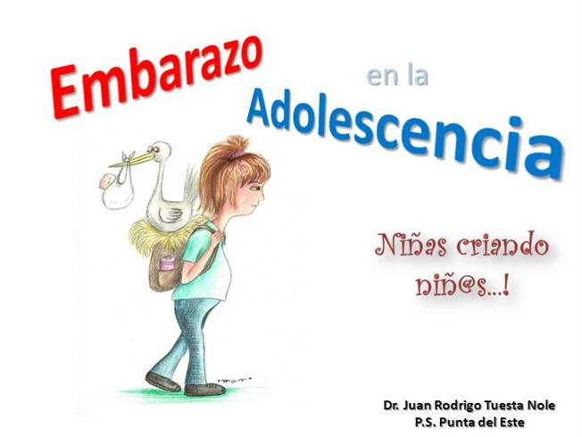 EMBARAZO en ADOLESCENTES |authorSTREAM