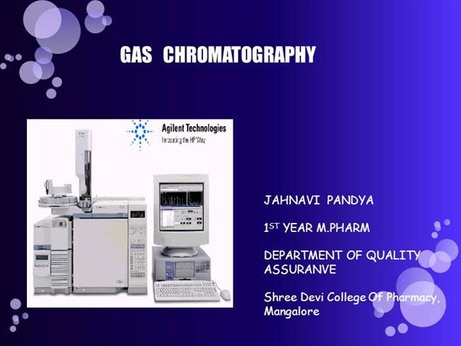 Gas Chromatography |authorSTREAM