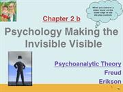 DP chapter 2 b Freud and Erikson 2012 narrated