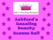 Ashford's Dazzling Beauty 2012- Joanne Ball