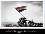 india's struggle for freedom