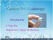 camera pill endoscopy