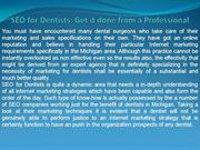 SEO for Dentists Get it done from a Professional