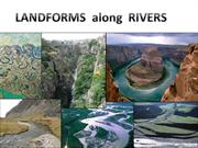 river and its landforms