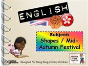 Tom's TEFL - Shapes and Mid-Autumn Festival