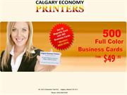 Affordable Envelope Printing | Flyer Printing : Calgaryeconomyprinters