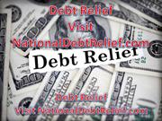credit card debt relief services