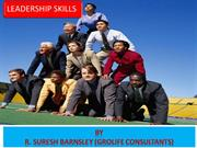 2. Leadership Skills