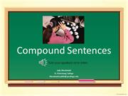 Compound Sentences Power Point
