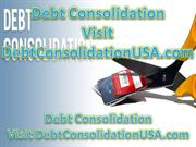 consumer debt consolidation advice