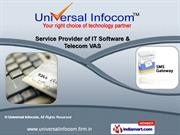 Web & Mobile value added Services by Universal Infocom, Bengaluru