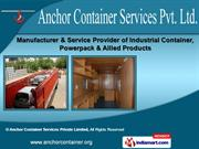 Industrial Container by Anchor Container Services Pvt. Ltd., New Delhi