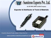Drill Products by Sumitron Exports Private Limited, New Delhi