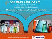 Industrial Chemicals by Shri Meera Labs Private Limited, Chennai