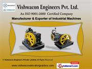 Industrial Machines by Vishwacon Engineers Private Limited, Ahmedabad