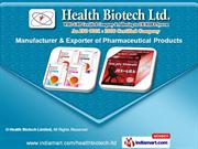 Pharmaceutical Formulation by Health Biotech Limited, Chandigarh