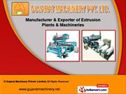 HDPE Woven Sack Plant by Gujarat Machinery Pvt. Ltd., Ahmedabad
