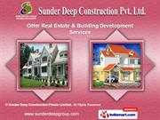 Luxury Bungalow by Sunder Deep Construction Pvt. Ltd., Indore