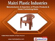 Plastic Furniture & PP Fabrics by Maitri Plastic Industries, Murbad