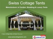 Garden Tents by Swiss Cottage Tents, Jodhpur