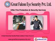 Fire Fighting Services by Great Falcon Eye Security Pvt. Ltd.