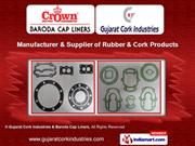 Cork Products by Gujarat Cork Industries & Baroda Cap Liners, Vadodara