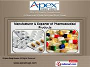 PHARMACEUTICAL DRUGS by Apex Drug House, Mumbai