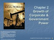 Social Problems Chapter Two