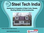 Industrial Steel Products by Steel Tech India, Chennai