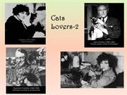 452-Famous cat-lovers 2