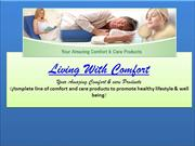 livingwithcomfort Body Wedges for Body Comfort