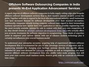 Offshore Software Development Firms India