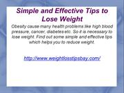 ppt-for-easy-weight-loss-tips