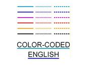 Color-Coded English
