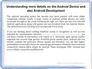 Android Application Developer Sydney