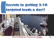 How to generate 3-10+ leads a day