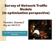 optimization of traffic models.ppt
