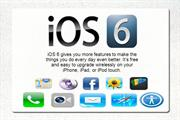 Apple iOS6 for iPhone, iPad, & iPod - New iPhone5 - New Features