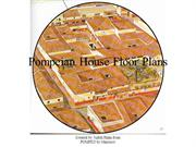 Pompeian House Floor Plans