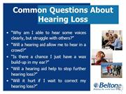 What to Expect from Hearing Aids