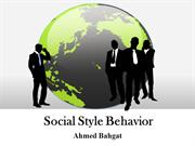 social style behavior